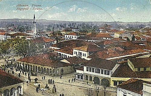 8 Shkurt 1920, Tirana u bë kryeqytet i Shqipërisë