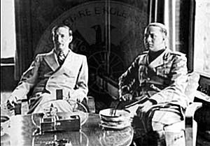 6 Mars 1925,  u përfundua traktati për bashkëpunim me Italinë aq shumë i kontestuar nga opozita