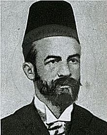 21 March 1865, in Struga was born the patriot Dr. Ibrahim Temo