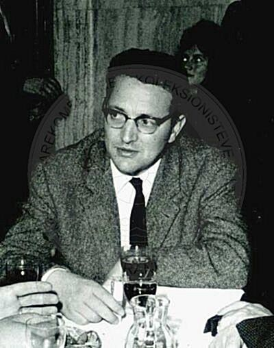 12 March 1992 died the great poet Martin Camaj