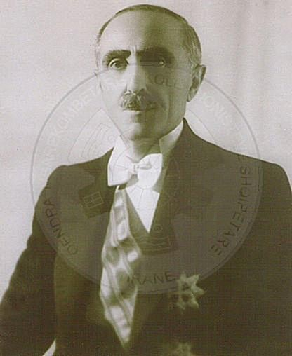 30 March 1923, was established the cabinet of the prime minister Verlaci