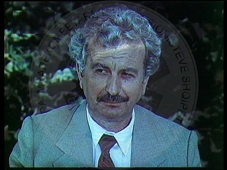 11 March 1933, was born the Albanian actor Vangjel Heba