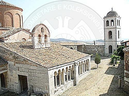 18 March 1268, was built the Monastery of Apollonia