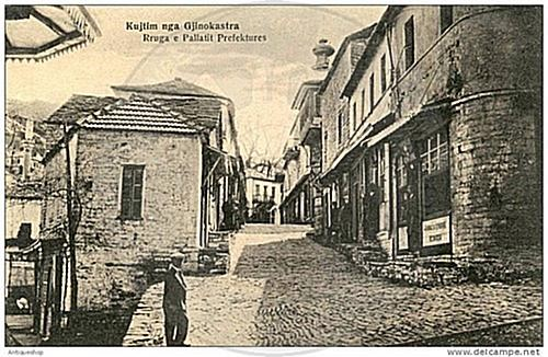 "30 March 1908, was opened in Gjirokastra the Albanian school ""Liria"""