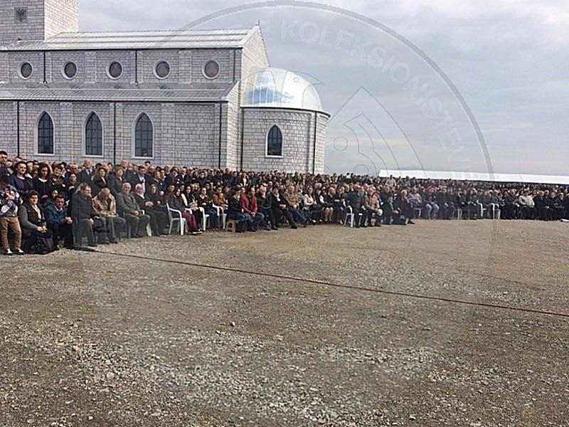 March 16th, 1998 was commemorated with a spiritual ceremony the victims of the war in Kosovo