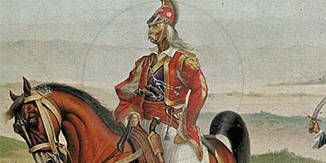 25 Mars 1821, shpërtheu lufta çlirimtare e popullit grek kundër Perandorisë Osmane