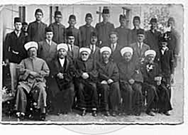 12 March 1923, was held the Mohammedan Congress with representatives from all Albania