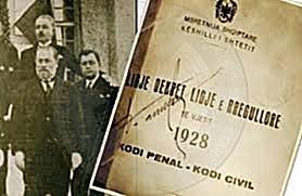 12 Mars 1938, hyri në fuqi ligji mbi tregëtine e jashtme
