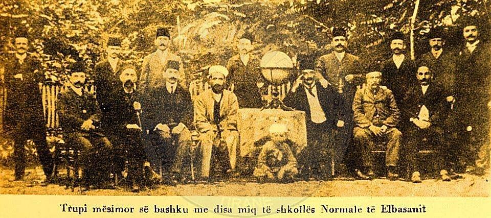 24 March 1895, was born the intelectual teacher Sulejman Harri