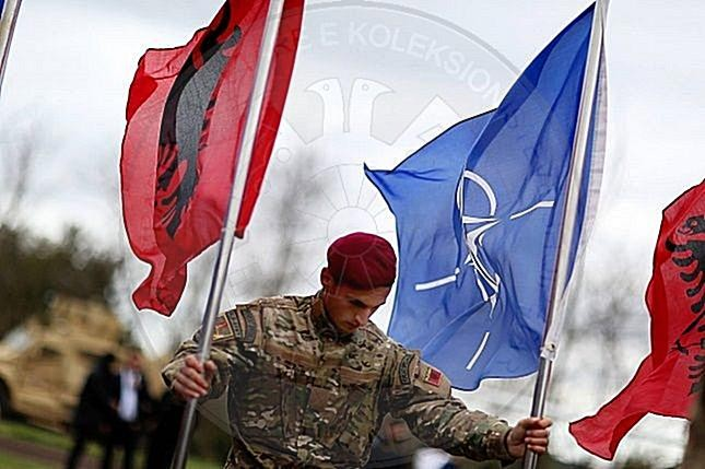 4 April 2009, the Republic of Albania became a member of the North Atlantic Alliance