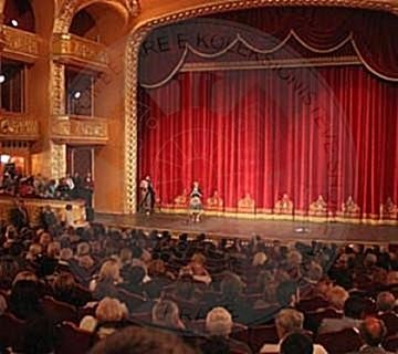 27 March, today is the International Day of the Theatre