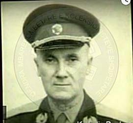 "5 Prill 1912, lindi ushtaraku Veli Dedi ""Luftëtar i Brigadave Ndërkombëtare"""