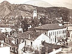19 March 1923, the protesters in Vlora erupted the depots of grain and share it for free