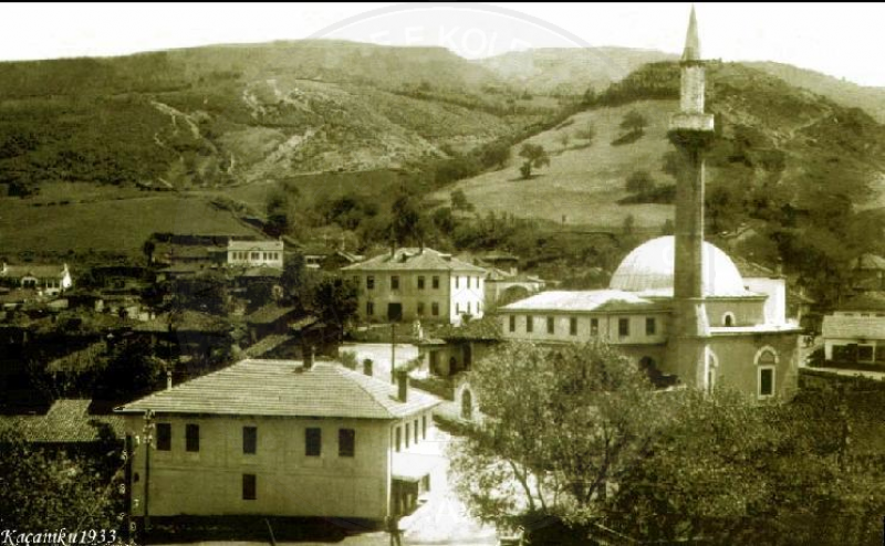 24 April 1910, the rebels from Kosovo took Kacanik