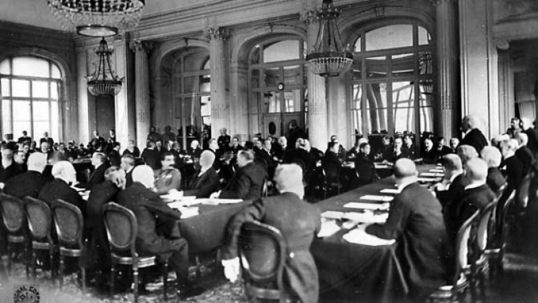 11 April 1919, letter of Lausanne Committee for the Peace Conference in Paris