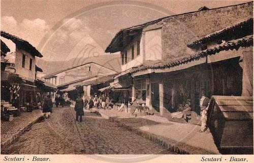 10 April 1833, broke out in the bazaar of Shkodra an armed revolt against the Ottoman invaders
