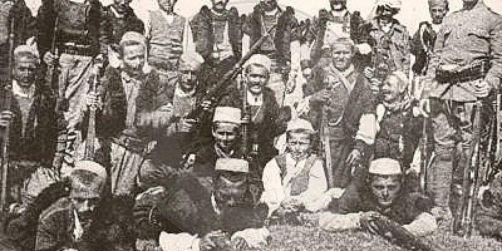 """16 Prill 1920, u formua në fshatin Rexhepaj të Vlorës """"Shoqëria e Gorishtit"""""""