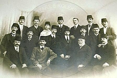 16 April 1912, the Assembly of Krasniqi presented to the Young Turk government a memorandum urging the recognition of Albania autonomy