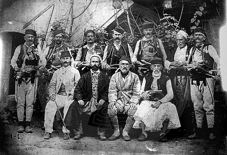 23 April 1881 ends the League of Prizren