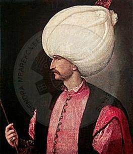 17 April 1537, the expedition of Ajaz Pasha to suppress the insurgents of Himara