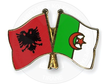 13 April 1962, were established the diplomatic relations with Algeria