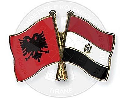 19 Prill 1956, u rivendosën marrëdhëniet diplomatike midis Shqipërisë dhe Egjiptit