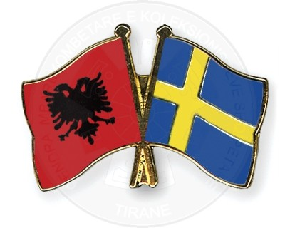 21 April 1922, Denmark and Sweden recognized Albania de jure and de facto