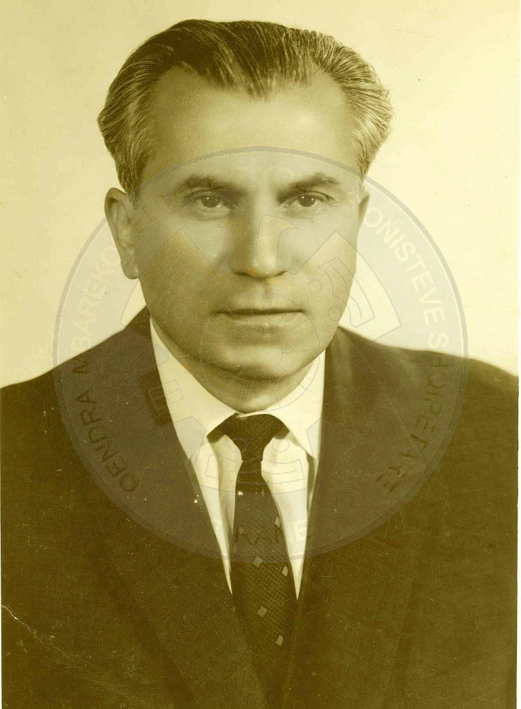 22 April 1917, was born the professor Kahreman Ylli