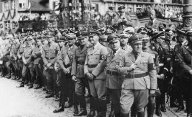 16 Prill 1944, operacion i gjërë nazist në zonën Konispol-Delvinë kundër grupit partizan Çamëria