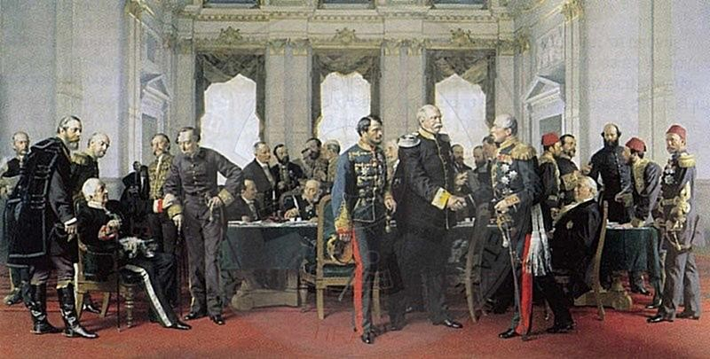 "18 April 1880, the Ambassadors of the Great Powers signed the ""Istanbul Protocol"""