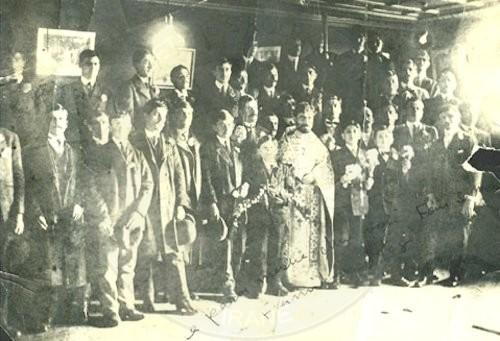 25 Prill 1911 u mbajt Kuvendi i mërgimtarëve në Bukuresht
