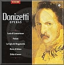 8 April 1848, today is commemorated the death anniversary of the Italian composer Gaetano Donizete