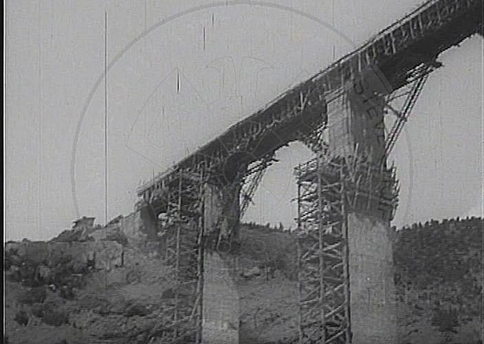 9 April 1969, began the construction of the new railway line Elbasan-Prrenjas