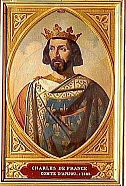 17 April 1274, Charles I of Anjou excludes from the customs duties the merchants from Durrës