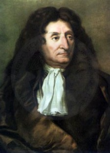 13 April 1695, died the national poet of France, La Fontaine