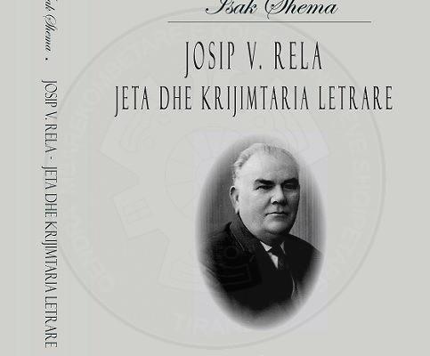 16 Prill 1895, lindi poeti arbëresh Josif Rela nga krahina e Zarës në Dalmaci