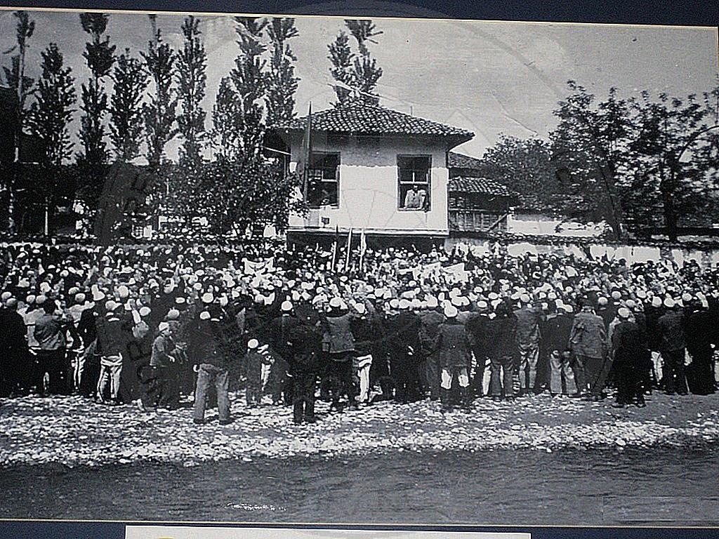 22 Prill 1881 u zhvillua beteja ndërmjet forcave osmane dhe atyre të Lidhjes Shqiptare të Prizrenit