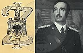 9 April 1961, died in Paris Ahmet Zogu I,  King of Albanians