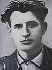 1 May 1897, was born Myslym Peza, the commander of the first partisan çeta