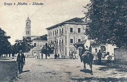 9 April 1939, the Italian fascist armies invaded Shkodra and Gjirokastra