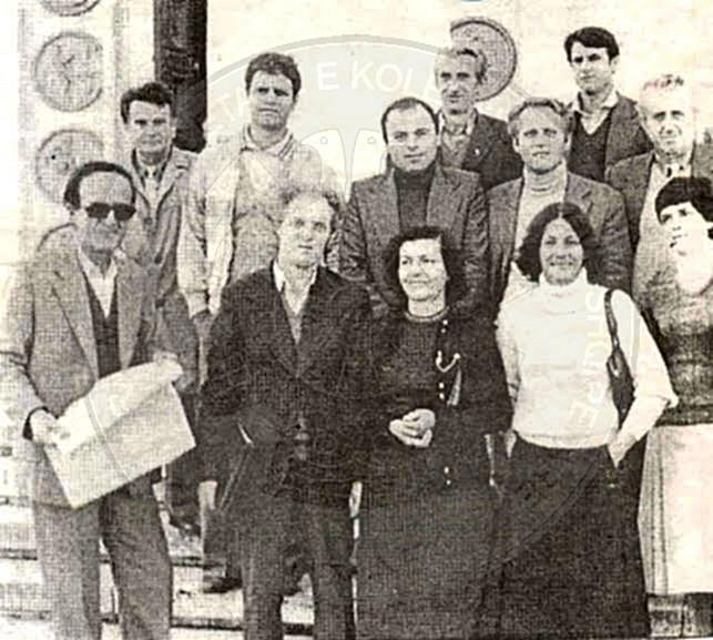 19 April 1984, was completed the fifth Festival of the Albanian Documentary Film