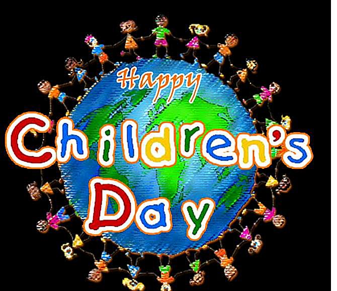 1 June, International Children's Day