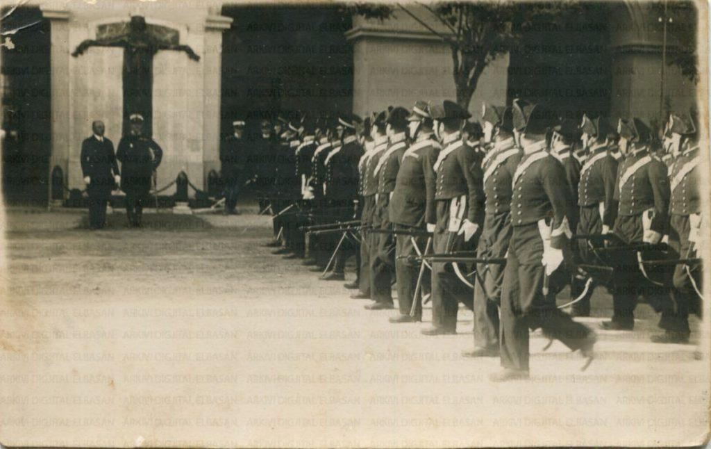 3 Qershor 1917, Gjenerali Ferrero shpall Pavarësinë e Shqipërisë nën protektoratin e Mbretërisë Italiane