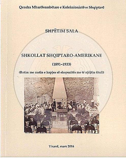 18 Janar 1927, përurimi i shkollës Shqiptaro-Amerikane