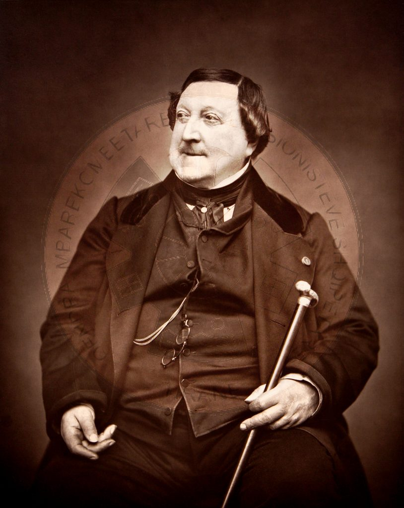 "18 June 1997 at the TOB was gave opera ""Signor Brushino"" by Gioachino Rossini"