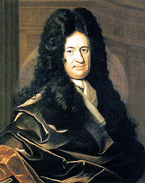 1 July 1666, was born the German scholar Gottfried Leipzig