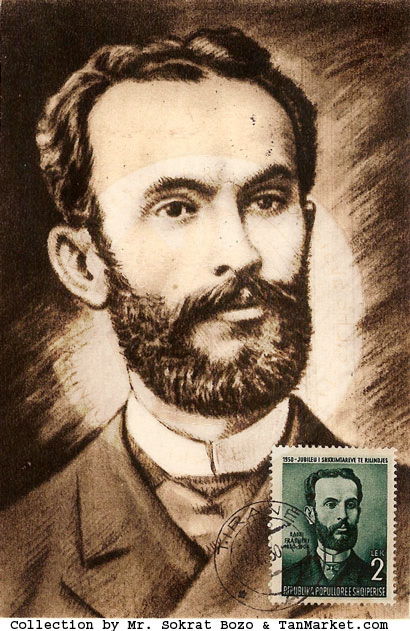 20 June 1878, Sami Frasheri, Jani Vreto and Zija Prishtina, addressed a memorandum to Berlin Congress