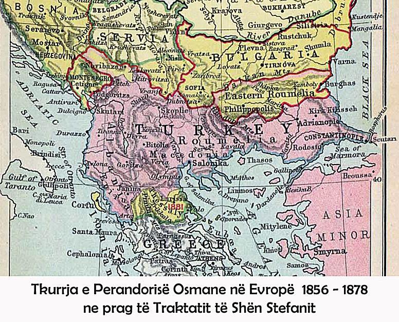 3 Qershor 1878, përfaqësuesit muslimanë e të krishterë të Prishtinës, i dërguan një protestë ambasadorit francez në Stamboll