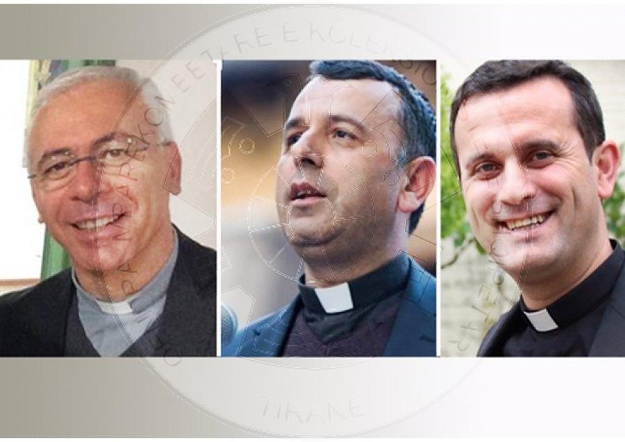 Papa Françesko emëron tre ipeshvijtë e rinj në Shqipëri