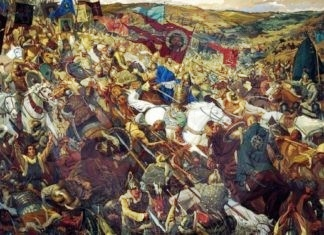 22 June 1453, in the Polog area a battle between Gjergj Kastrioti army and Ottoman armies was held